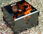 Calcube Two Fire Basket