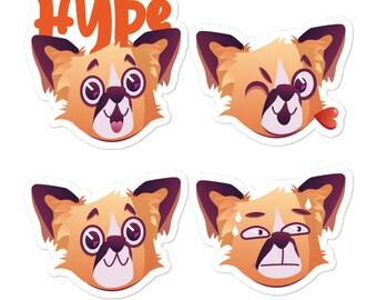 Evie Sticker Pack