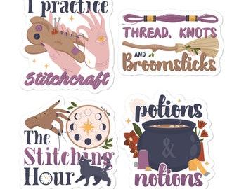 Witch-Crafts Sticker Pack