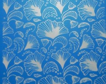 Silk screen stencils for polymer clay 001