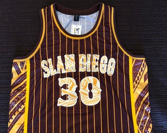Custom Handmade Retro Basketball Jerseys Nba By Jerseyscollective
