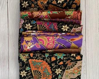 Traditional Batik Sarong Pareo Skirt with Buckle