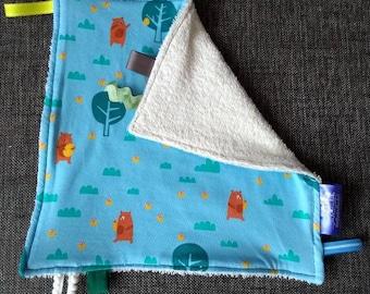 Spit cloth/friemel cloth bears