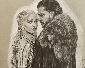 Ice and Fire PRINT