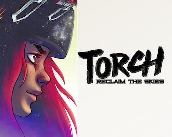 Torch: Reclaim the Skies #1 - Digital