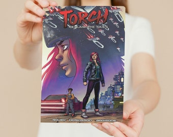 Torch: Reclaim the Skies #1 - Physical