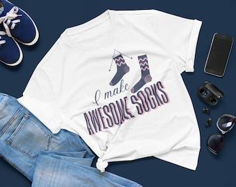 Awesome Socks Women's short sleeve t-shirt