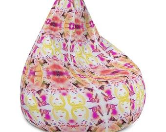 Bean Bag Chair Cover Tribal Love
