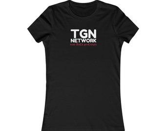 TGN Network Women's Favorite Tee