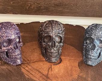 Deluxe Sugar Skull