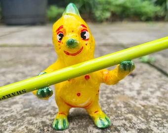 Lemon Man Pencil Holder- *Seconds Sale*