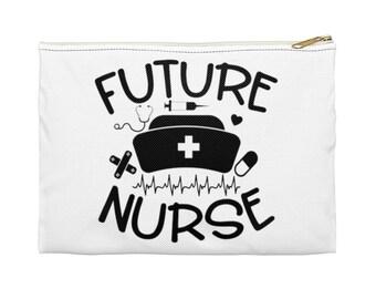 Nursing student favorite flat pouch - Future Nurse