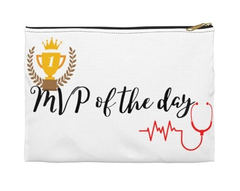 Professionals' favorite flat pouch - MVP of the day - medical / nursing professionals