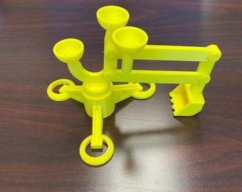 3D Printed Desktop Digger Toy
