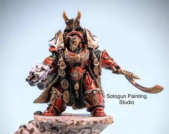 30k Thousand Sons Praetor, Horus Heresy, Forgeworld
