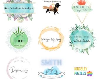 Logo design, Custom Logo Design, Business Logo, Custom Logo, Business Design, Etsy Logo, Logo Maker, Creative Logo, Logo Creation