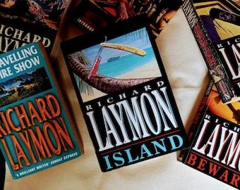 Richard Laymon mystery bundle