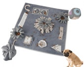 Forage Mat Feeder For Dogs and Other Small Animal