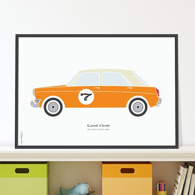 Riley Kestrel Jpeg download. Classic cars for children's image 0