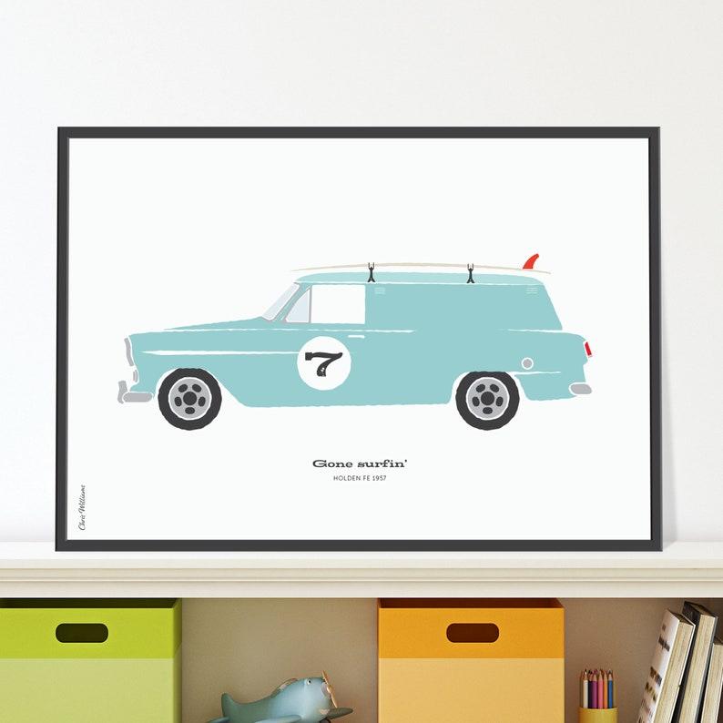 Holden FE wagon Jpeg download image 0