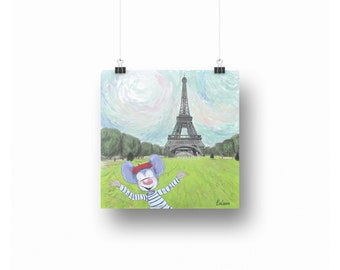 Mouse Print ~ Downloadable Art Prints ~ Printables ~ Printable Art ~ Downloadable ~ Download Art ~ Posters ~ Printable Posters ~ Mice