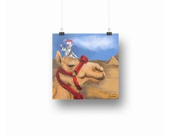 Egypt Print ~ Downloadable Art Prints ~ Printables ~ Printable Art ~ Downloadable ~ Download Art ~ Posters ~ Printable Posters ~ Mice