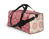 Duffle Bag Women in Pink