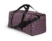 Duffle Bag Women in Purple