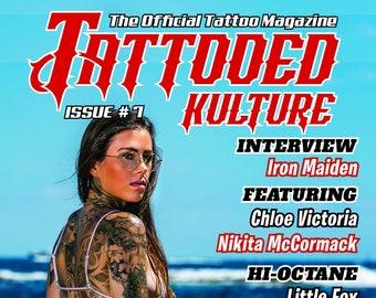 Tattooed Kulture Issue #7