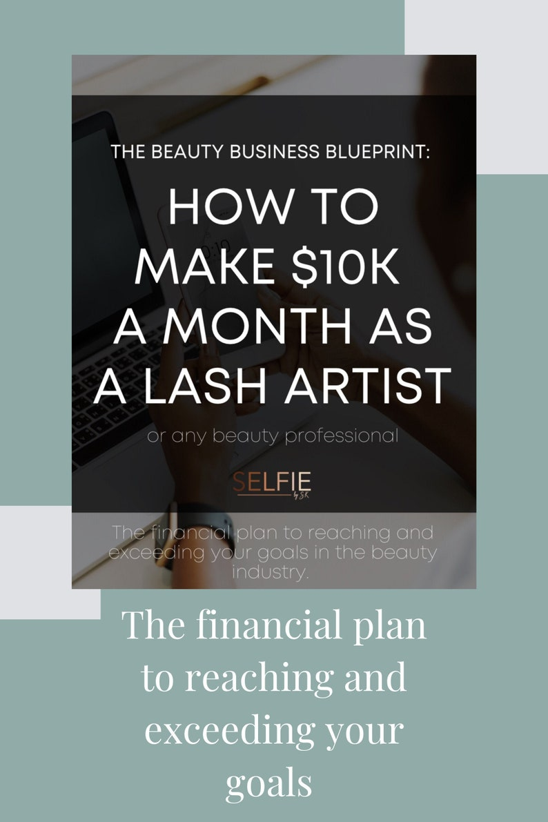 How To Make 10K A Month As A Lash Artist  Or Any Beauty image 0