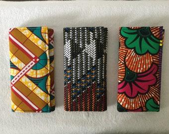 Ankara Purse/African Print Purse/ African Clutch Purse,Wallet/Women/ladies Purse/African Print Wallet/handmade purse