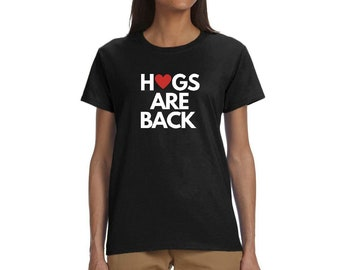 Hugs Are Back Essential Heart T-Shirt