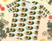 Avocado Guacamole Women's Premium T-shirt Polyester