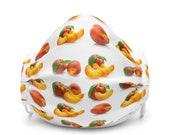 Peach Fruit Premium face mask