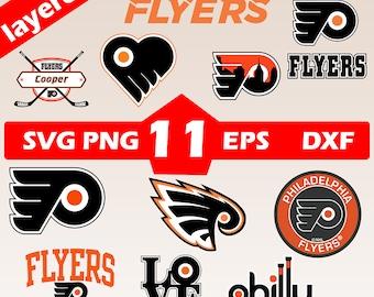 Philadelphia Flyers Svg File, Cut File For Cricut