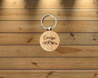 Canigó key-door