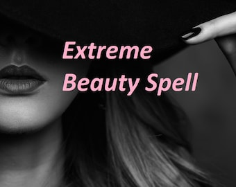 Extreme Beauty Spell- Greatly Enhance Your Beauty to be a Goddess!