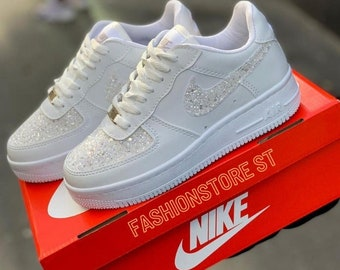 Women Air Force 1 New Sneakers Bright AirForce