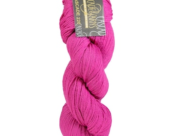 30% Off Quality Basic Cascade 220 Worsted Weight Wool! Color 9470 Fuschia
