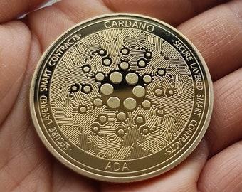 Cardano Physical Crypto Coin (ADA)