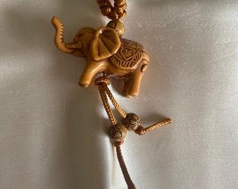 Lucky Elephant Key Chain