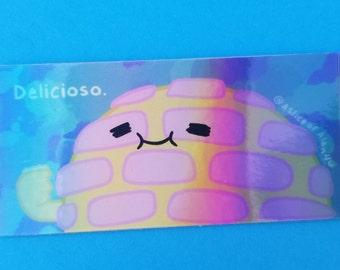 Concha Sticker (Holographic)