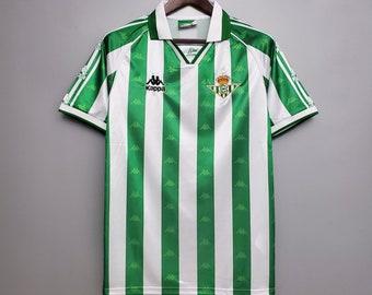 Retro Real Betis Jersey