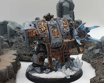 Bjorn the Fell Handed - Painting Commission