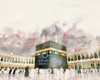 Mecca the Beautiful