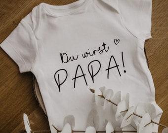 You will | Dad Pregnancy announces | Baby body body | Dad | Body | Father