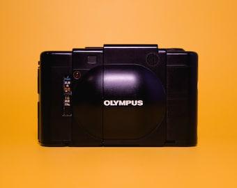 Olympus XA 35mm Range Finder  Film Camera