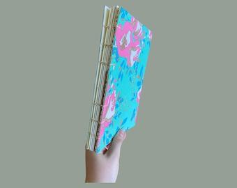 Junk Journal   Notebook   Handmade   Sketchbook