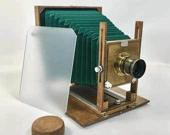 """8x10"""" Large Format Camera Replacement Ground Glass Focusing Screen [Free Shipping]"""