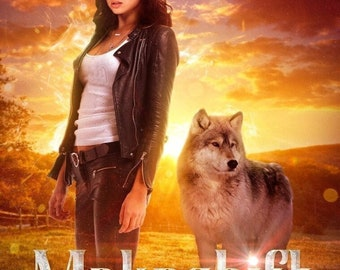Signed paperback copy of Makeshift by KH Helens
